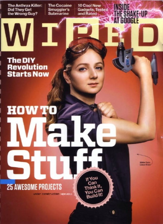 Cover: Wired Magazine